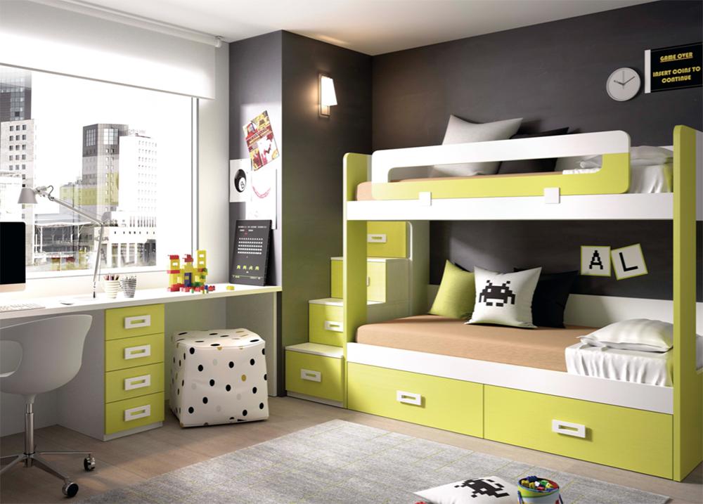 Dormitorios Juveniles Sin Armario. Cool Juveniles With Dormitorios ...